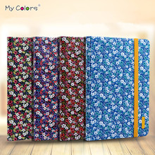 Luxury Print Case For Ipad Air 2 Flip PU Leather Stand Smart Case For iPad 5