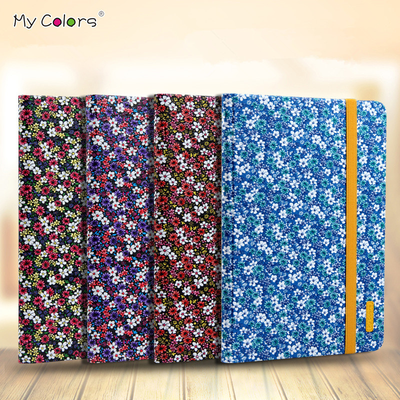 Luxury Print font b Case b font For Ipad Air 2 Flip PU Leather Stand Smart