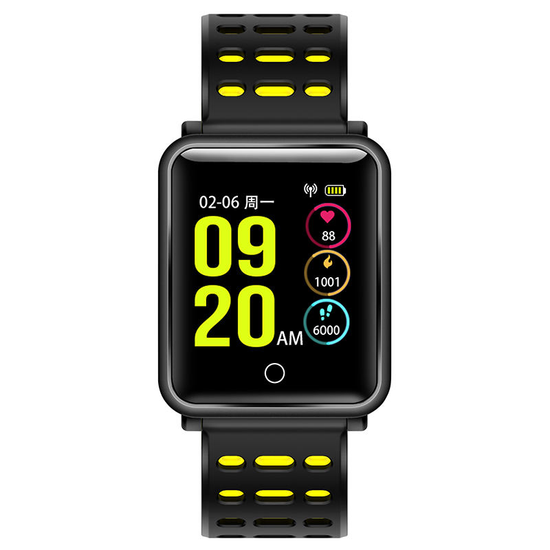 New Fashion Smart Watches Silicone Band Strap Wristwatches For Smart Watch Gifts for Men and Women