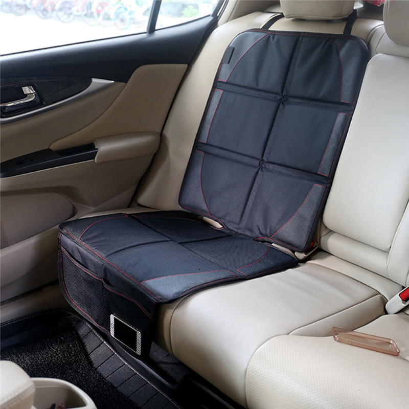 buy universal car seat cover protector universal car black seat cushion mat one. Black Bedroom Furniture Sets. Home Design Ideas