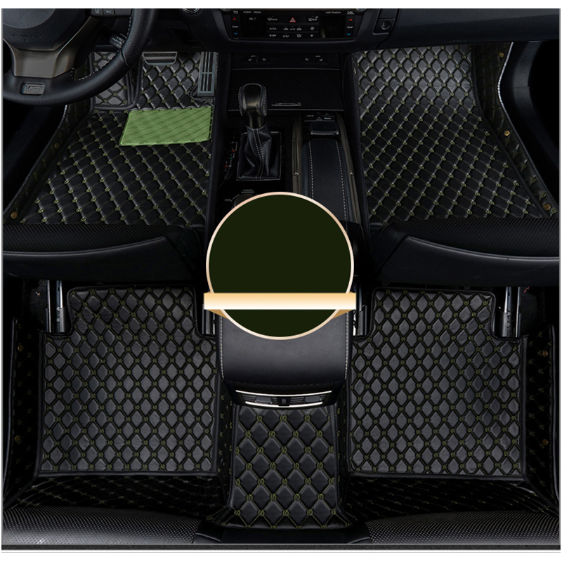 lsrtw2017 wearable luxury car interior floor mat for <font><b>lexus</b></font> gs200t gs250 gs450h <font><b>gs350</b></font> gs460 2012 2013 <font><b>2014</b></font> 2015 2016 2017 2018 image
