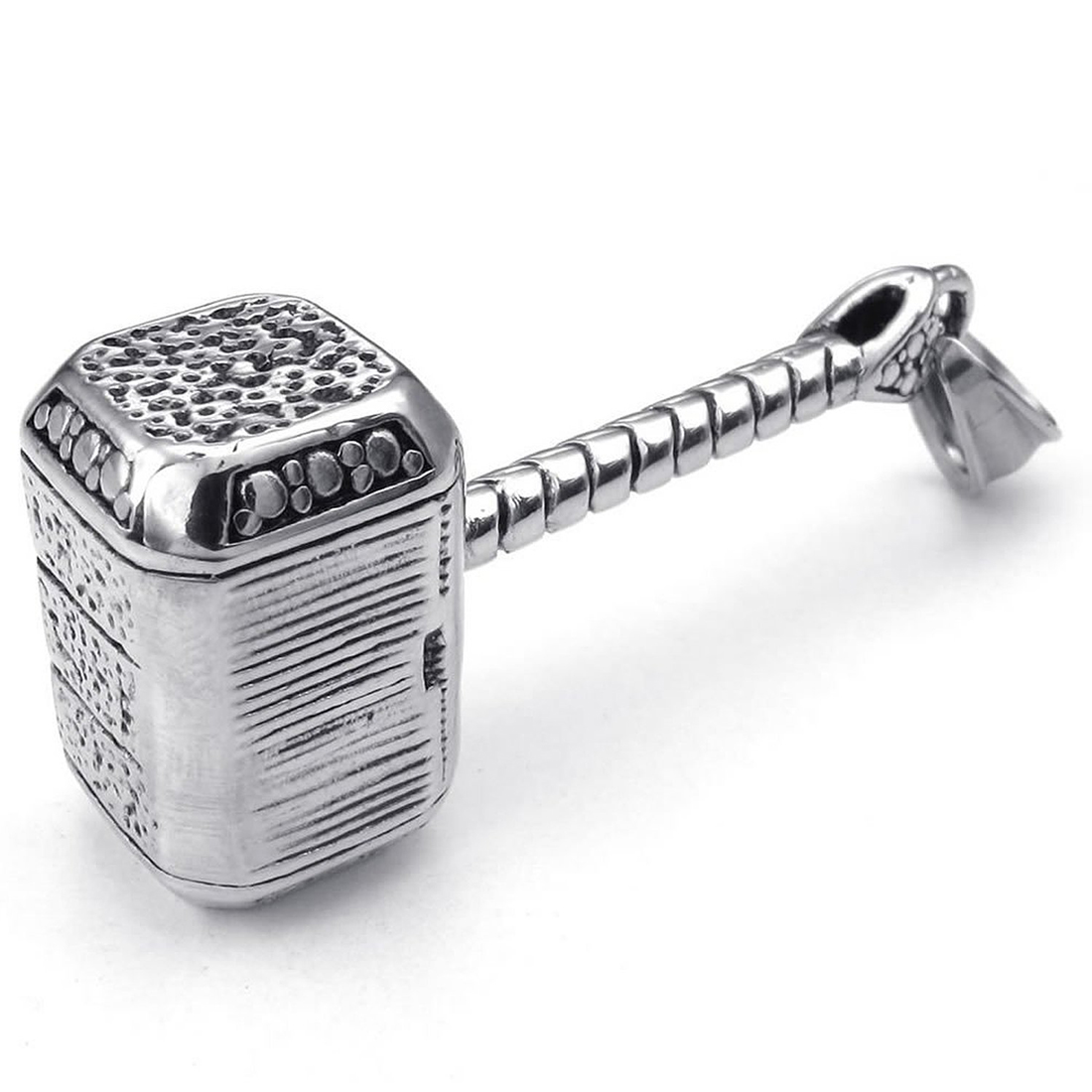 aliexpress com buy jewelry necklace men cross pendant hammer of