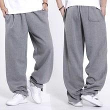 Fashion Hip Hop Streetwear Sweatpants Men Joggers Cotton Aut