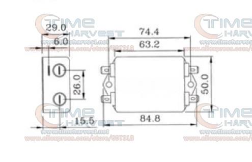5 шт. хорошее качество cw4l2-20А-т еми фильтр фильтр питания для аркадных игровых автоматов автоматы игровые автоматы кабинет