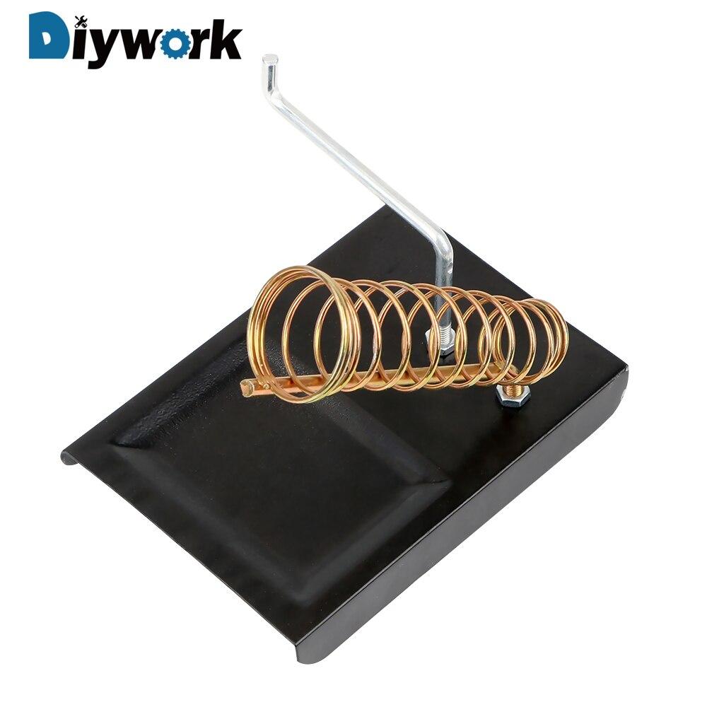 DIYWORK Welding Tool Metal Support Stand Holder Base  Soldering Iron Frame