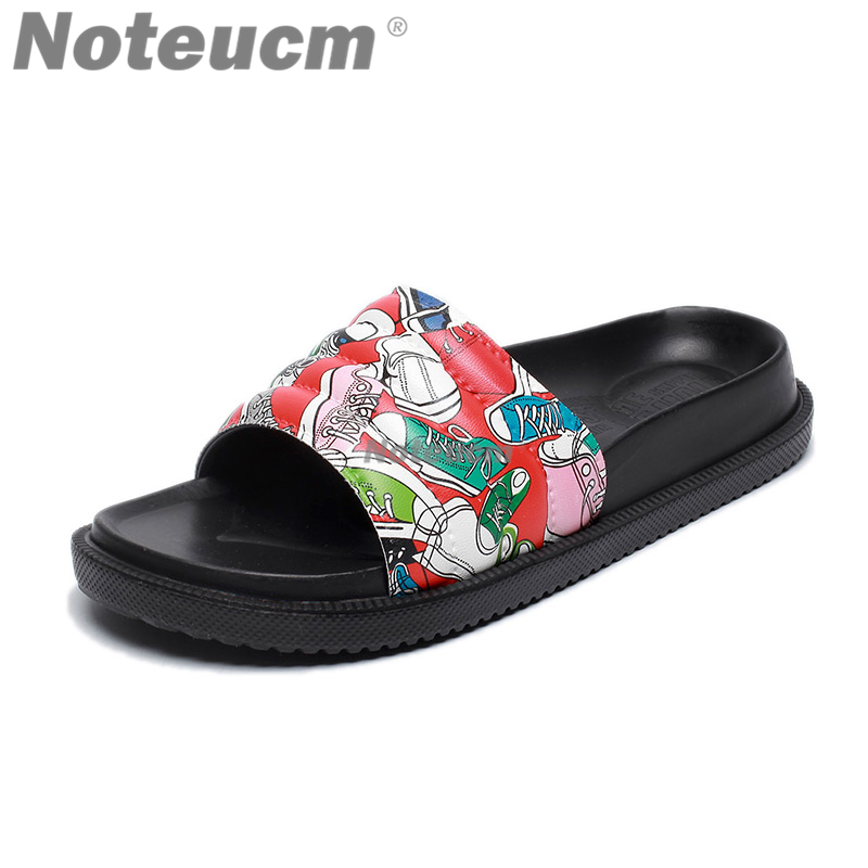 7406caed350f56 Detail Feedback Questions about Graffiti size 41 42 43 44 slider ...