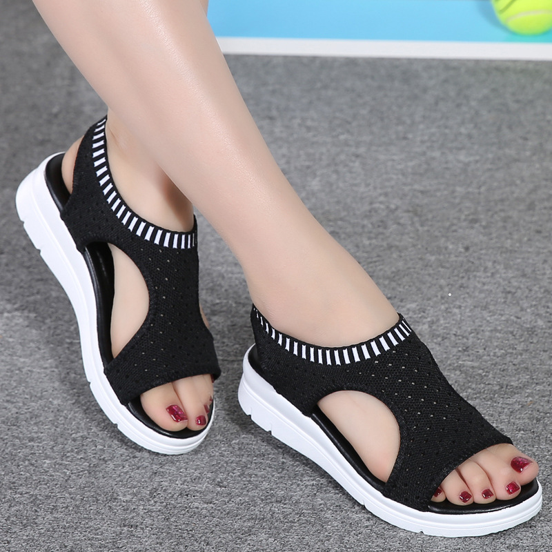 Women casual shoes for 2018 summer breathable comfort