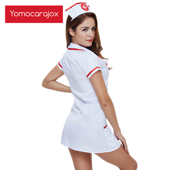 Sexy Nurse Costume  2
