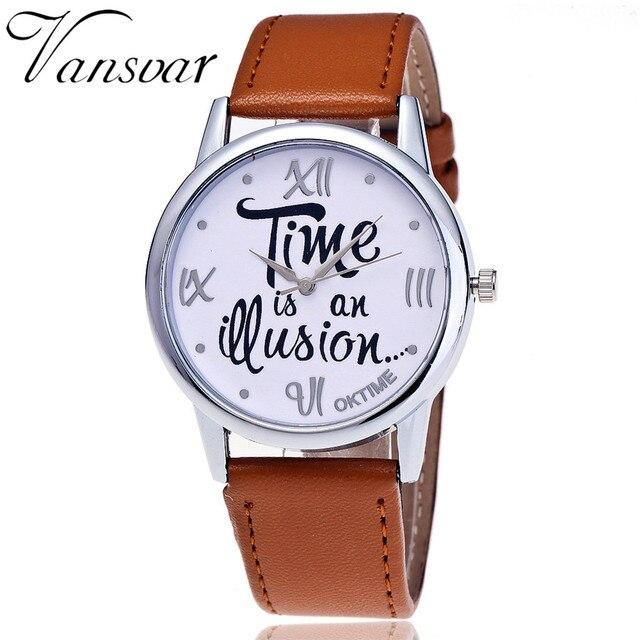 Zegarek damski Illusion Time różne kolory