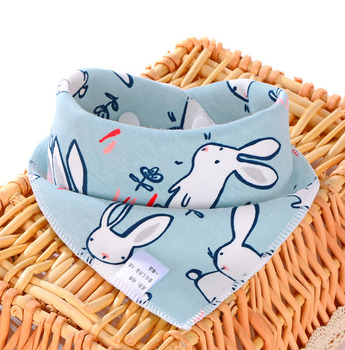 Oklady New Baby Bibs Cotton Bibs Soft Baby Smock Newborn Boys Girls kids Bibs Cartoon Baby Stuff 3
