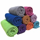 Cold Towel Summer Sports Ice Cooling Towel Hypothermia Cool Towel 90*35CM for Children Adult Double Color Cool Towel