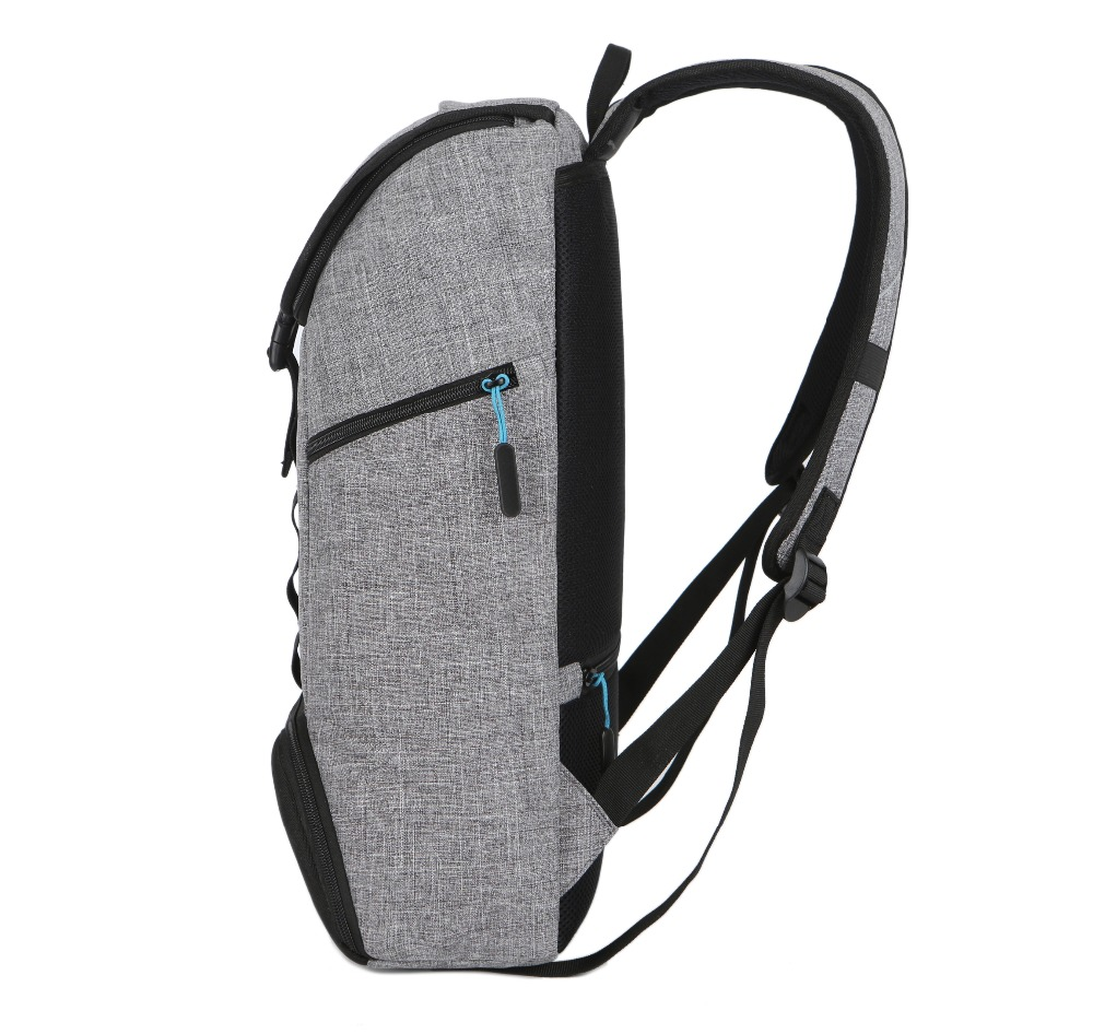 Anti-theft New 17 17.3 Inch Laptop Backpack 15 15.6 Notebook bag For Sony HP Dell Super Light  Top Side opening style knapsack Lahore