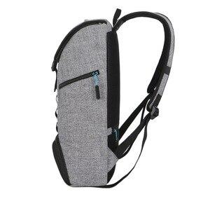 Image 2 - Chống Trộm Mới 17 17.3 Inch Ba Lô 15 15.6 Túi Đựng Máy Tính Xách Tay Cho Sony HP Dell Siêu Sáng Top bên Mở Đầu Phong Cách Ba Lô