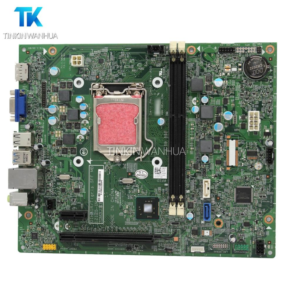 Original 04YP6J Motherboard for Dell Optiplex 3020 CN-04YP6J-70163-420-0371-A02 4YP6J