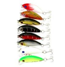 Брендовая Рыболовная Приманка 5 см 10 # крючки Мини приманка
