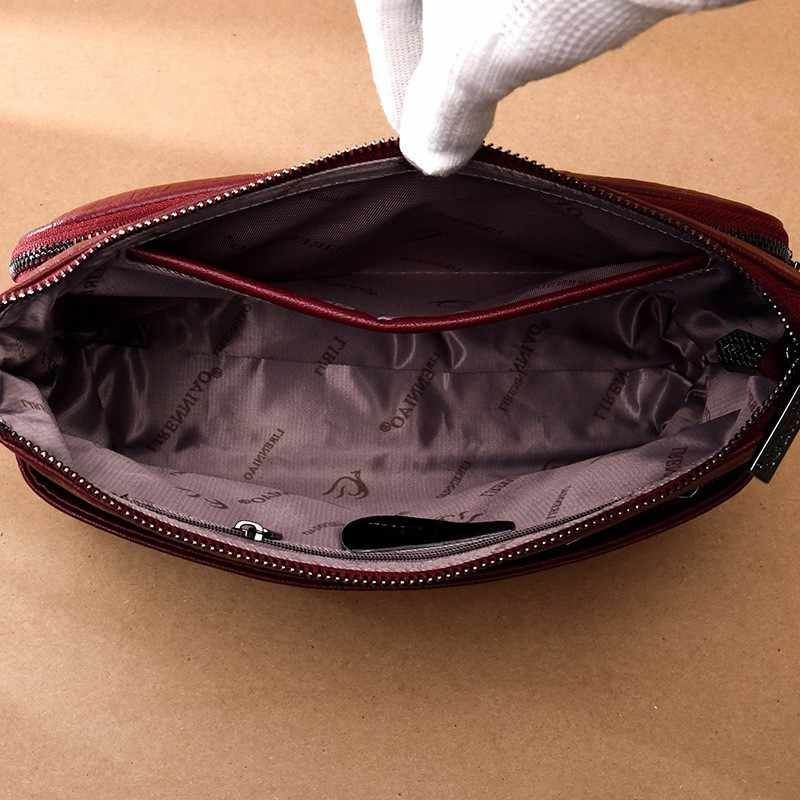 Высокое качество из натуральной кожи Для женщин Сумки плеча CrossBody сумки для Для женщин сумка Винтаж женская сумка Bolsas Feminina