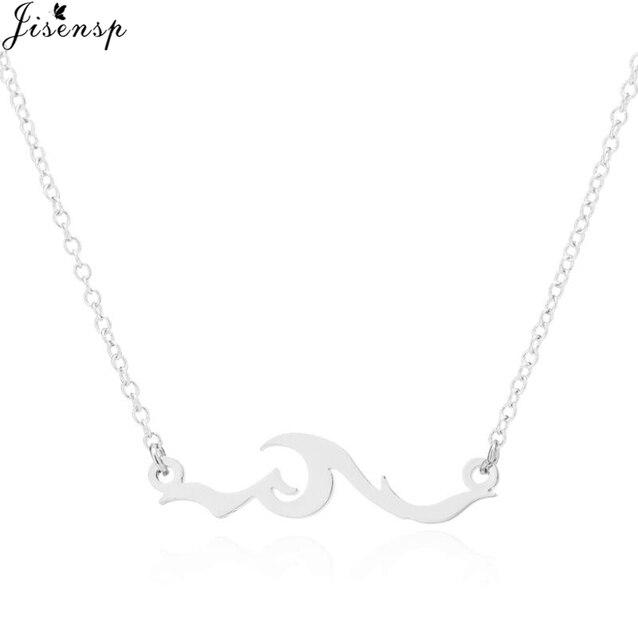silver necklace 1