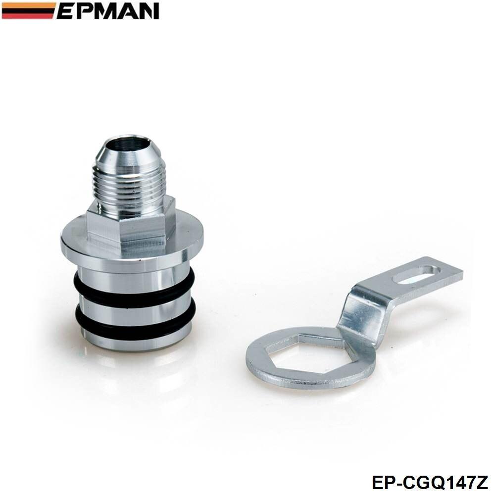 Edelbrock 1285 Fuel Distribution Block Cast Aluminum Rectangular