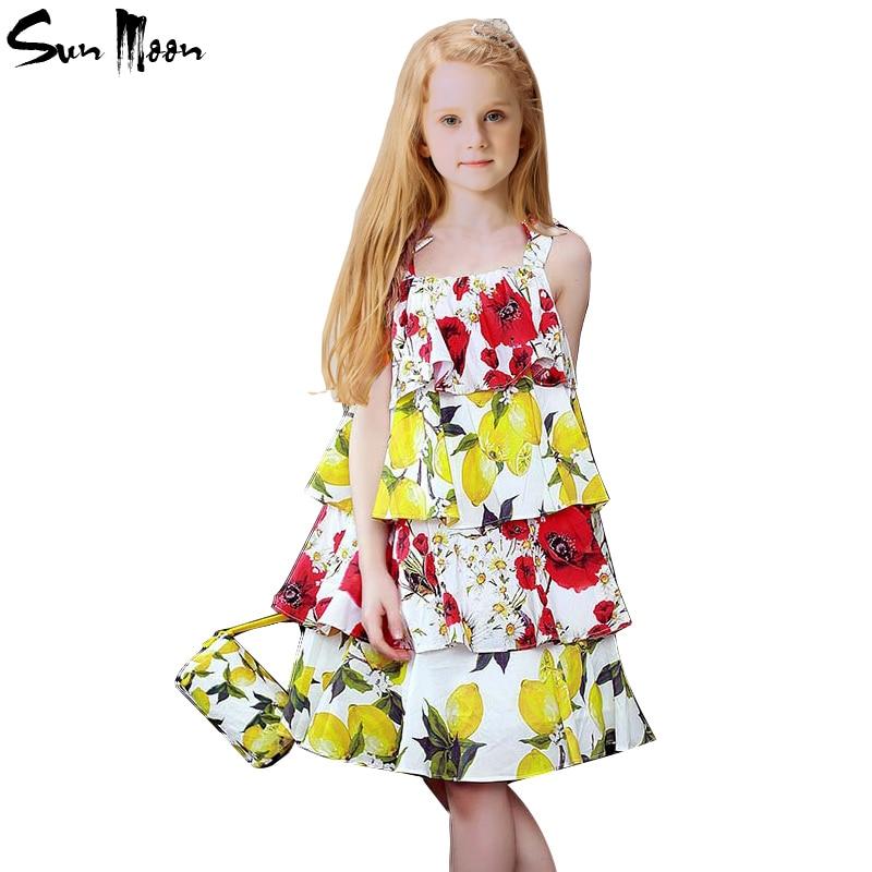 Summer dress for girl 007