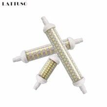 LATTUSO R7S LED מנורת 6 W 9 W 12 W SMD 2835 78mm 118mm 135mm R7S LED אור הנורה AC220V חיסכון באנרגיה להחליף הלוגן אור