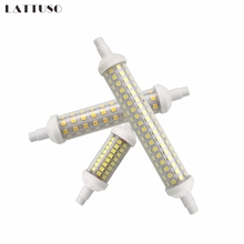 LATTUSO R7S LED Lamp 6W 9W 12W SMD 2835 78mm 118mm 135mm R7S LED Light Bulb AC220V Energy Saving Replace Halogen Light