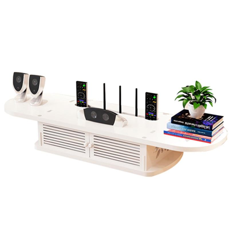 Begeistert Freies Punch Wand Tv Schrank Montage Muebles Tv-ständer Einheit Hohl Design Möbel Lagerung Gefälschte Holz Stehen Heißer Computer Steht Zur Verbesserung Der Durchblutung