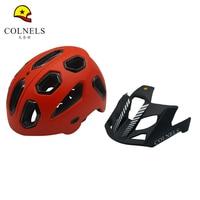 COLNELS Bike Helmet Brand Matte Adult Ultralight Integrally Molded MTB Cycling Helmet Casco Ciclismo Bicycle Helmet