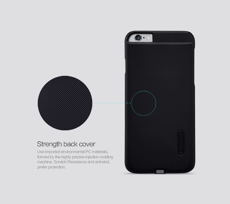 Nillkin Qi Wireless Charging Receiver Charger Case for iPhone 6 Accessories Back Shell Cover Charging Luxury Business Magic Case