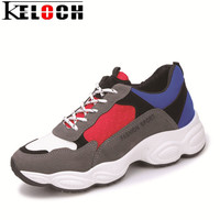 Keloch 2017 Popular Style Women Running Shoes Spring Autumn Outdoor Lightweight Walking Sneakers Comfortable Women Sport