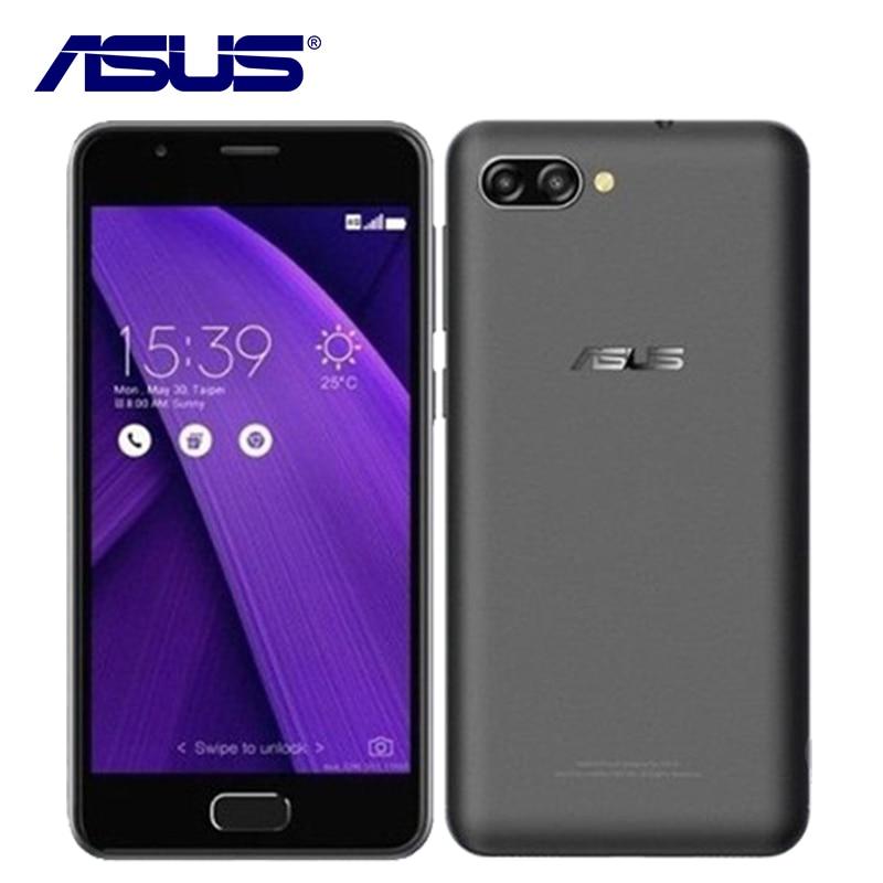 NOUVELLE D'origine ASUS ZenFone Pegasus 4A ZB500TL 4 Max Quad Core 3 GB RAM 32 GB ROM Android 7.0 Téléphone 5 pouces 4100 mAh 4G LTE Mobile 13MP