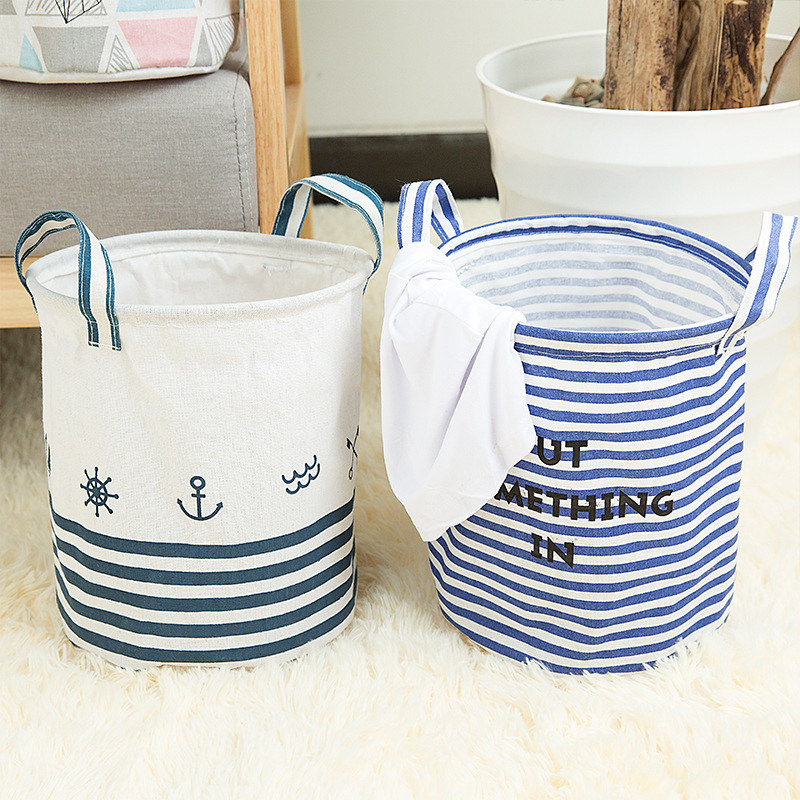 Laundry Bags With Handles Cool Storage Baskets Folding Laundry Basket Yellow Arrow Couple Linen