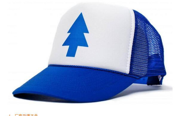 10pcs/lot free shipping hip hop style kid casual outdoor ccap patchwork adjustable baseball cap children blue tree cap