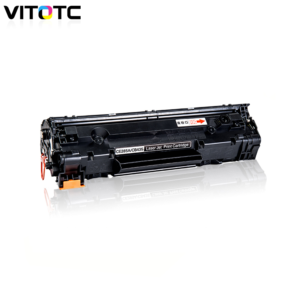 CB435A 35A <font><b>Toner</b></font> Cartridge Compatible For <font><b>HP</b></font> LaserJet P1002 P1003 P1004 P1005 <font><b>P1006</b></font> P1009 Black <font><b>Toner</b></font> cartridge (2000 Pages) image