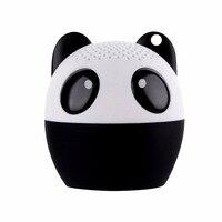Мини животных Стиль Bluetooth Динамик Беспроводной Портативный с рисунком панды Открытый Музыка MP3-плееры стерео звук с милой собачкой розовый ...