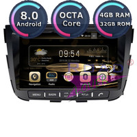 Roadlover Android 8.0 Car DVD Automotive Player Audio For KIA Sorento 2013 Stereo GPS Navigation Magnitol 2 Din Radio HD Screen
