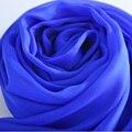 Сплошной цвет шелк длинный дизайн шелковый шарф большой шарф шелк тутового осень и зима мыс женский розовый красный вино