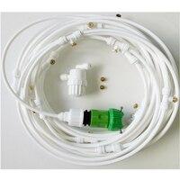 0493 HAIGINT 12m China Supplier Japan White Low Pressure Working Pressure 1 5 30 Bar Green