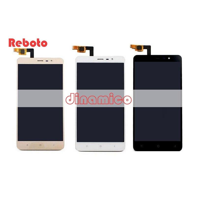 1920*1080 reboto ЖК-дисплей Экран для Xiaomi Redmi Note 3 ЖК-дисплей с сенсорным Панель Замена для Hongmi Note3 дисплей экран