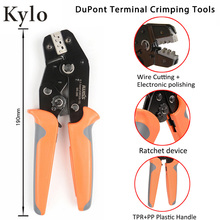 SN-28B pin crimping pliers dupont crimp tool mini TAB terminal 0.1-1.0mm² (AWG: 28-18) electrician plier