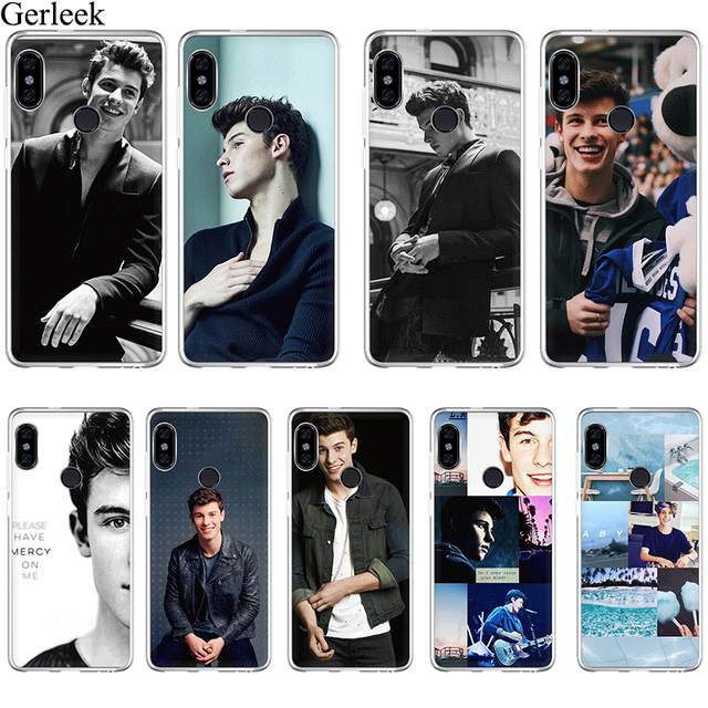 US $1.09 35% OFF|Phone Case Cover Shawn Mendes Magcon For Xiaomi Redmi Note 3 Pro 4 4X 5 6 Pro 5A Prime Shell in Half wrapped Cases from Cellphones &
