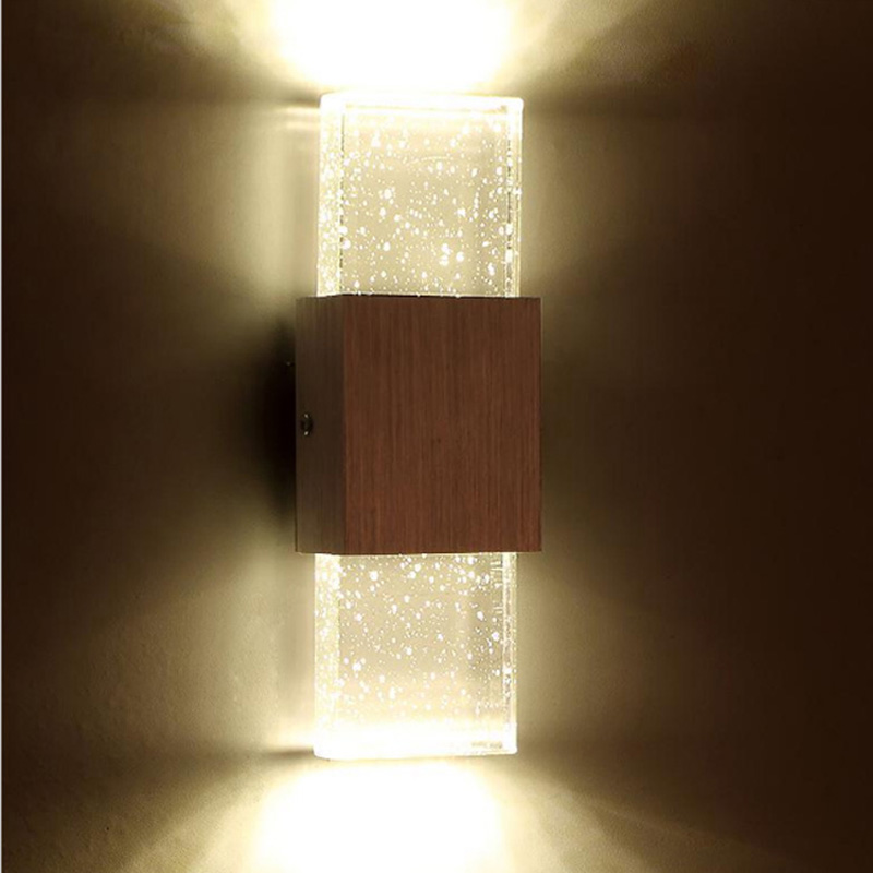 bathroom lighting crystal wall sconce mirror lamp indoor stair lighting led step light reading lamp led bedroom wall lamp modern led bathroom light stainless steel led mirror lamp dresser cabinet waterproof sconce indoor home wall lighting fixtures