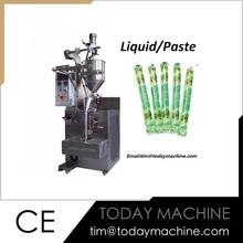 купить Automatic filling machine for thick syrup liquid packaging machine дешево