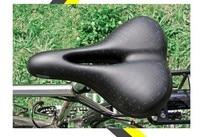 ACENTIA BY TIOGA Geminus AURA GEL SADDLE SEAT MTB CITY BIKE CENTER CUTOUT COMFORT BLACK