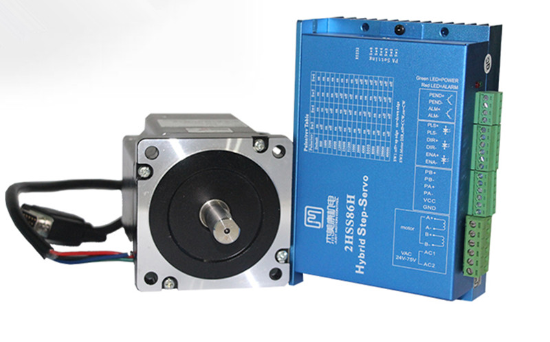 все цены на 2 phase NEMA34 6Nm 850ozf.in Closed loop Stepper servo motor driver kit JMC 86J1895EC-1000+2HSS86H онлайн