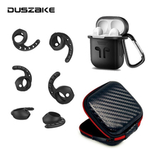 DUSZAKE DA-3 Accessories For Apple Airpods Case Ear Hook Air Pods Headphones Accessory Cover