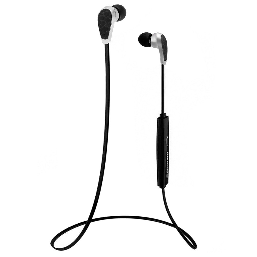 Earbuds with hook over ear - earbuds noise cancelling with mic