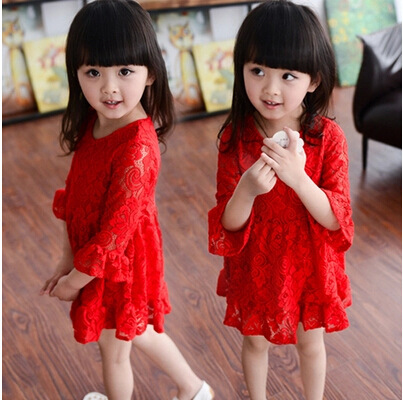Plus Size Flower Baptism Clothes For Pretty Baby Childrens Blessing