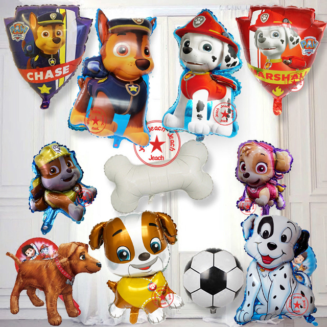 Animal Baby Shower Balloons Birthday Wedding Decoration Party