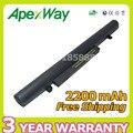 Apexway 2200 мАч Аккумулятор AA-PB0NC4B/E AA-PB1NC4B/E AA-PBONC4B AA-PL0NC8B AA-PL0NC8B/E Для SAMSUNG X11 R18 R20 R22 R23 R25
