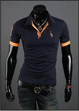 Brand New Mens Formal Business Baumwolle Shirts Beiläufige Dünne Kurzarm Dresse Polo Camisa Masculina Shirts Asiatische Größe M-3XL